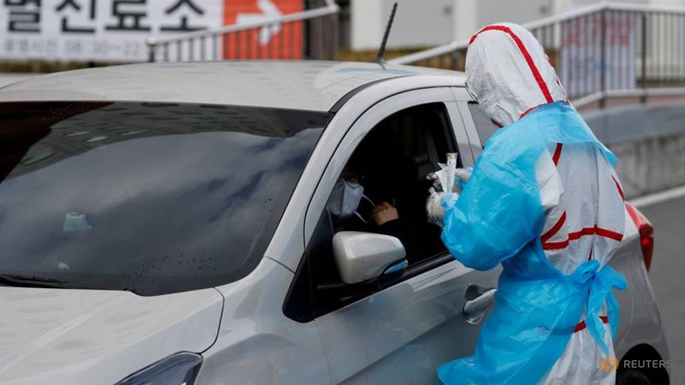 South Korea reports recovered COVID-19 patients testing positive again