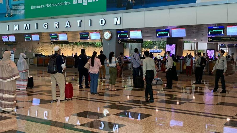 Nearly 700 Singapore citizens, residents evacuated from India
