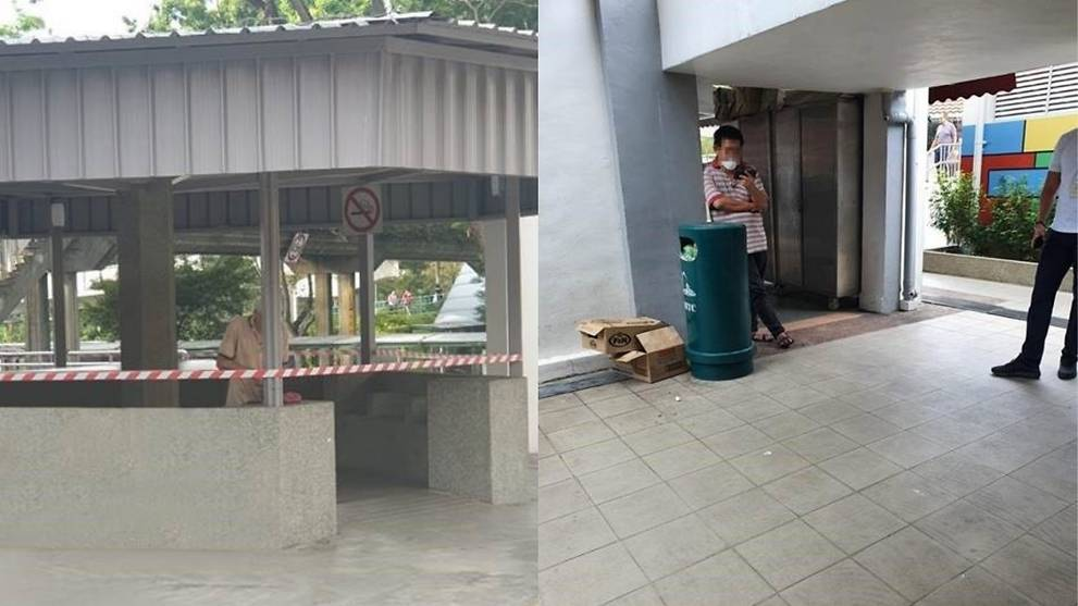 2 people fined for not complying with COVID-19 safe distancing rules: NEA