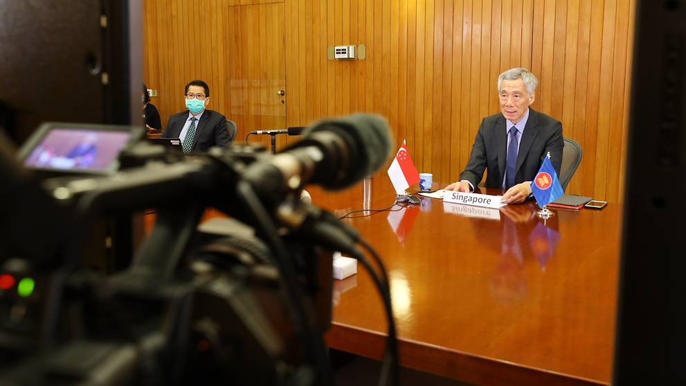 COVID-19: ASEAN should have guidelines on imposing travel or trade restrictions, says PM Lee