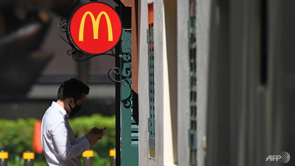McDonald's Singapore to suspend takeaway service as part of COVID-19 safe distancing measures