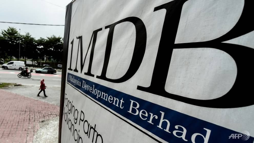 US returns US$300m of 1MDB funds to Malaysia
