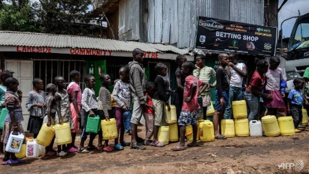 'Starve or get sick': Africa's COVID-19 lockdown dilemma