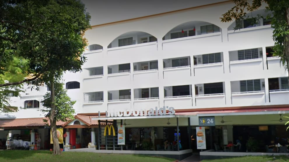Man charged with using criminal force on safe distancing ambassador outside Hougang McDonald's