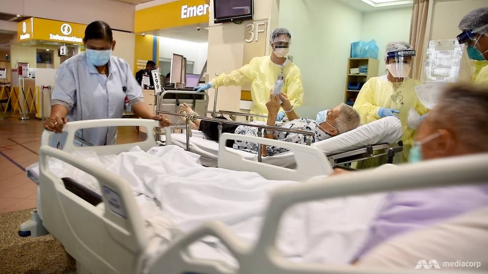 Commentary: Even if I knew a pandemic would hit, I would still choose nursing