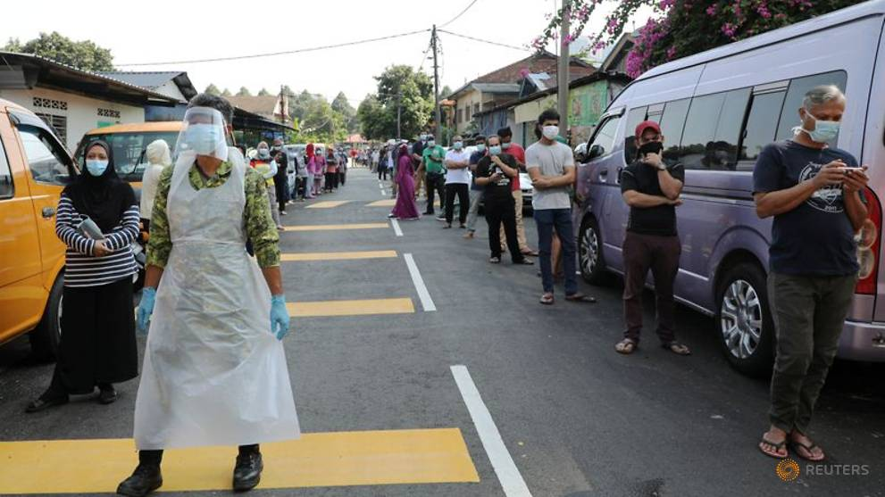 Malaysia confirms 88 new COVID-19 cases, one new death