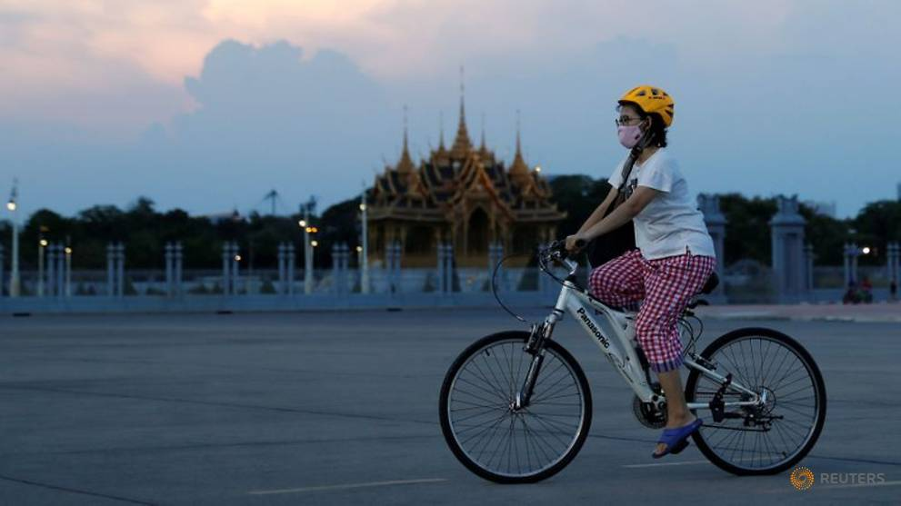 Thailand records lowest daily COVID-19 tally in more than a month