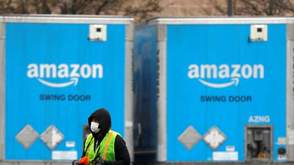 Commentary: Amazon is thriving in a time of COVID-19