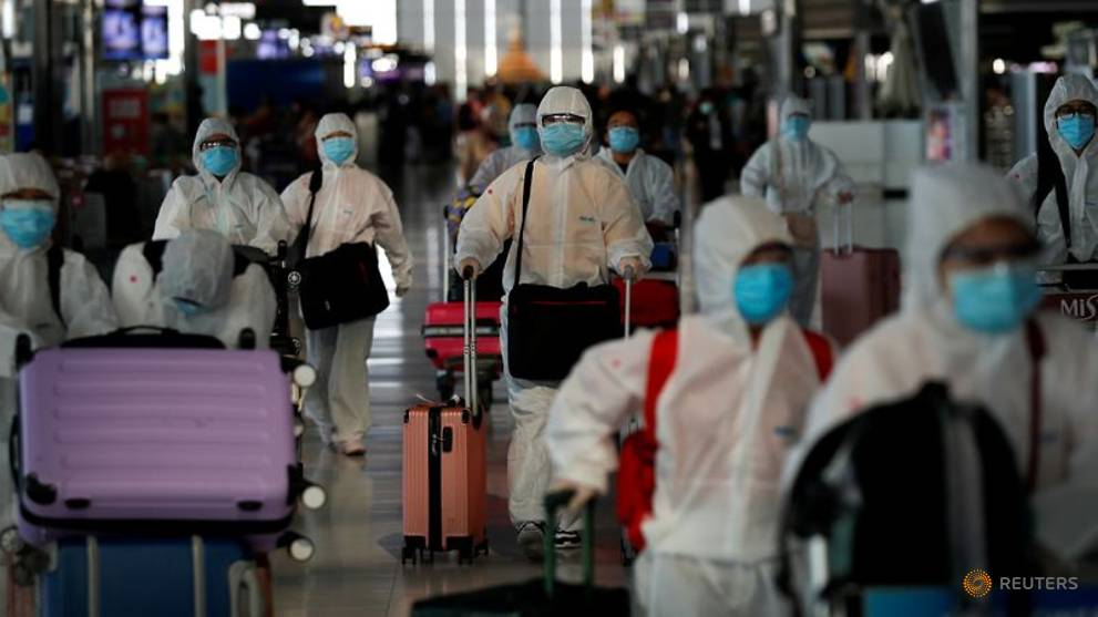 Thailand reports 13 new coronavirus cases as tourism data shows 76% plunge in arrivals