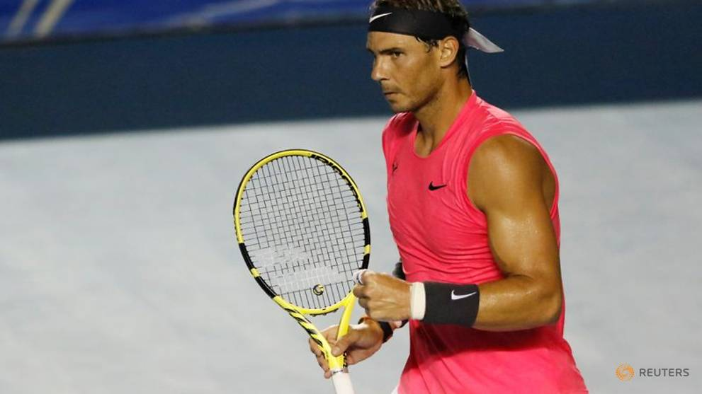 Tennis: Nadal pessimistic about return to action before ...