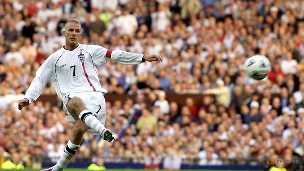On this day: Born May 2, 1975: David Beckham, English footballer thumbnail