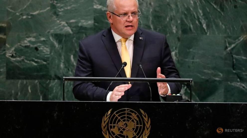 Australian PM says no evidence COVID-19 originated in China laboratory, urges inquiry