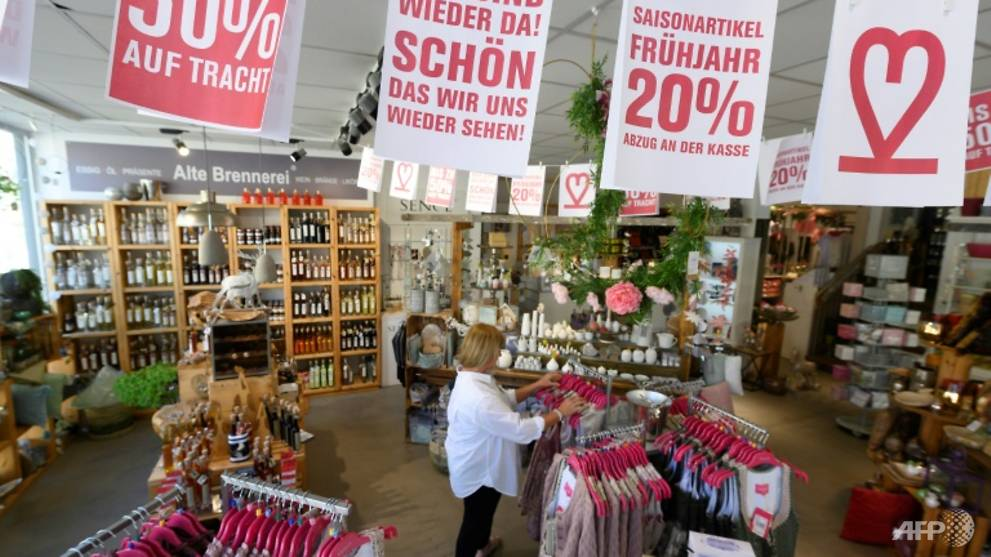 Germany to reopen all shops and schools in May following COVID-19 lockdown thumbnail