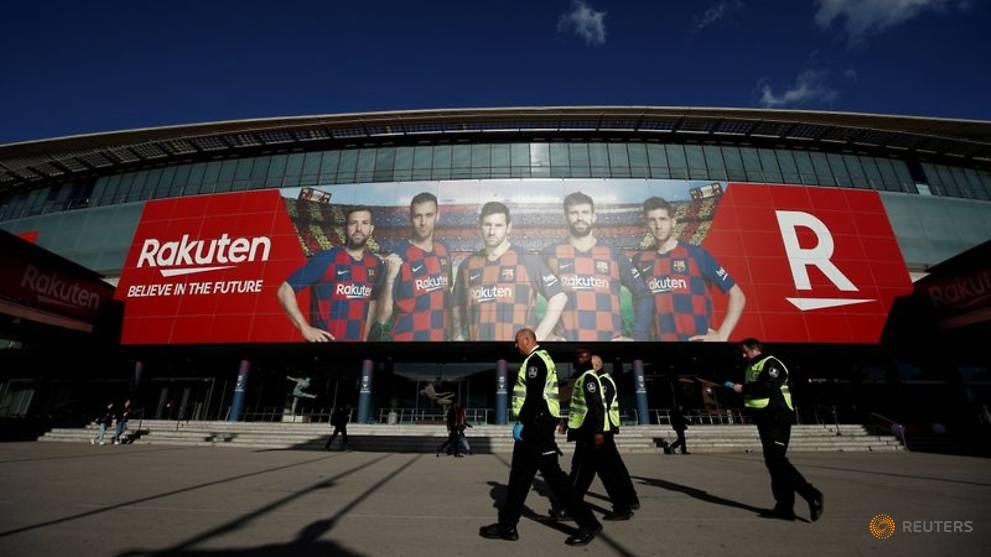 Football: La Liga confirm five players test positive for COVID-19 thumbnail