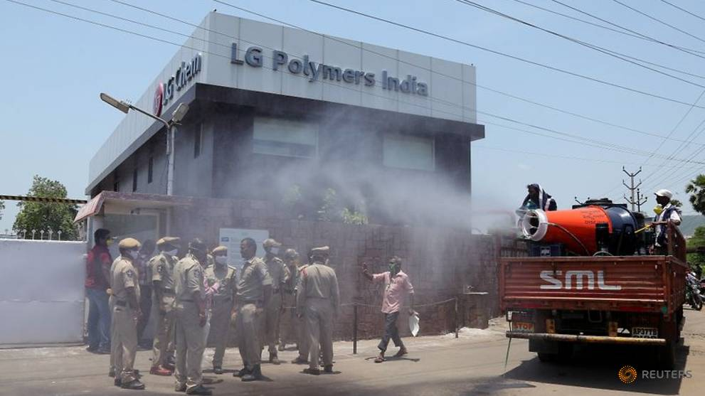 India issues guidelines for post-lockdown factory restarts after fatal gas leak