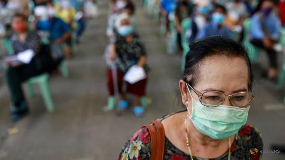 Thailand reports five new COVID-19 cases, no new deaths