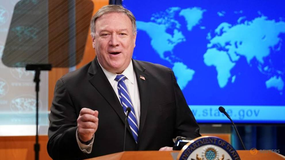 Pompeo warns China over interference with US journalists in Hong Kong