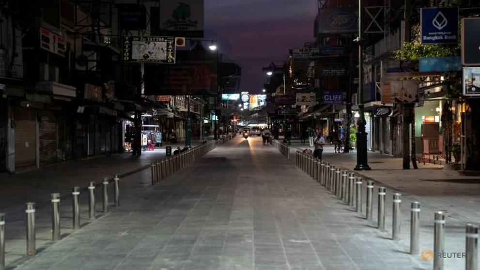 Thailand reports 1 new coronavirus case, no new deaths