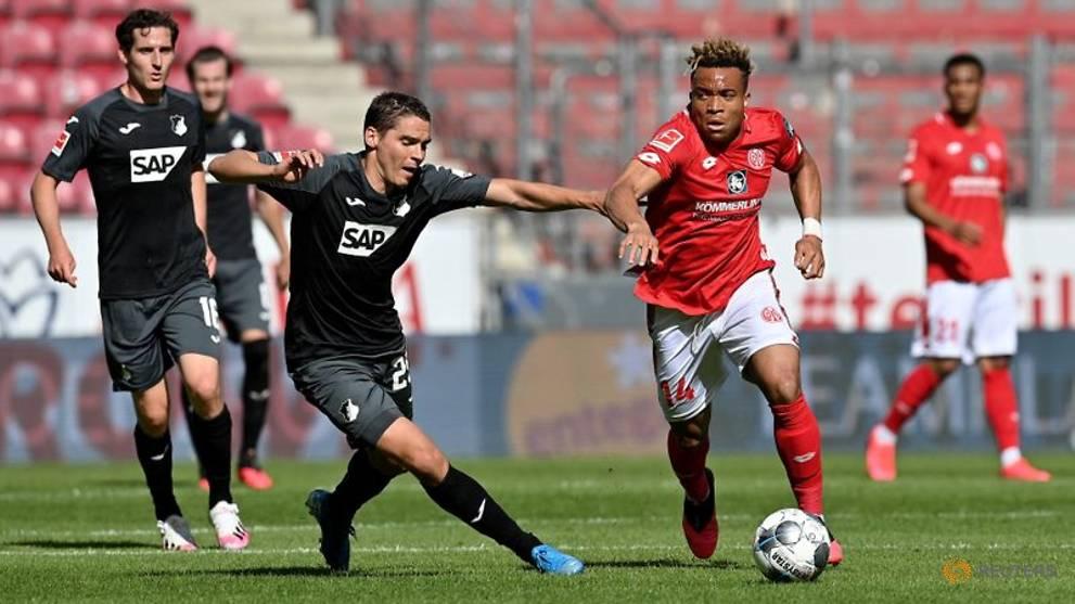 Football: Bebou seals narrow Hoffenheim win over struggling Mainz