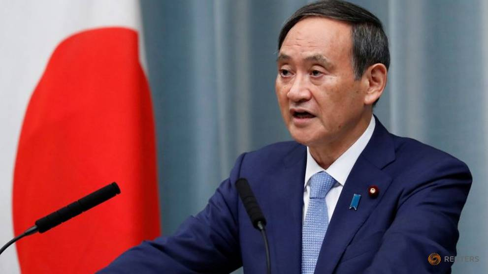 Japan's stance on Hong Kong praised by other G7 nations: Suga