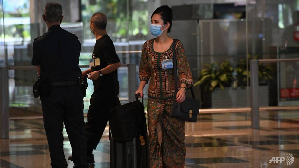 SIA, Changi Airport welcome Government's decision to ease some COVID-19 travel restrictions