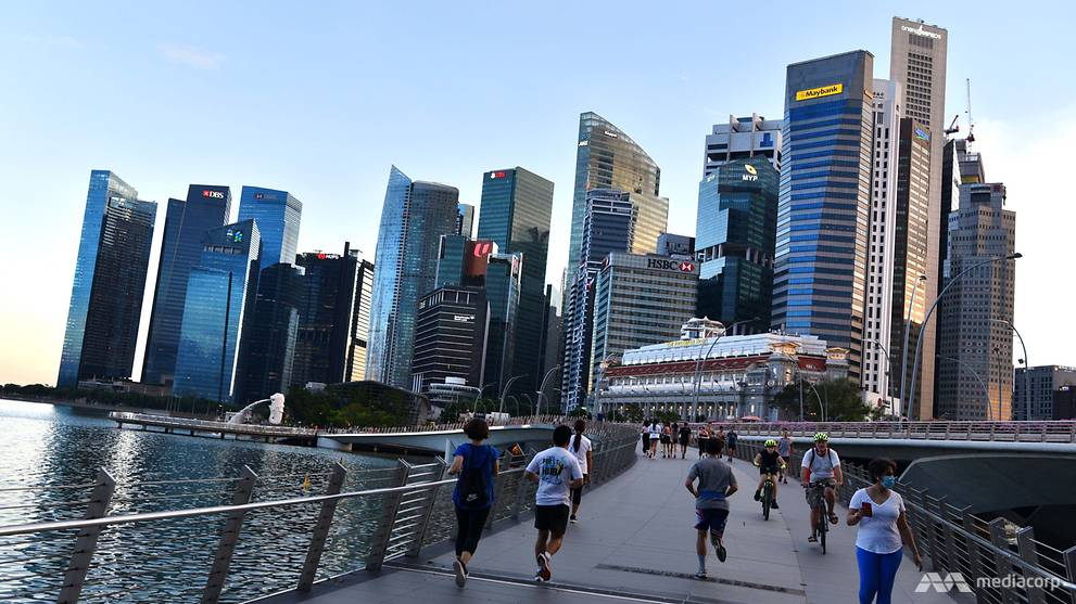 Singapore to host Bloomberg New Economy Forum in November; 400 business, government leaders to attend