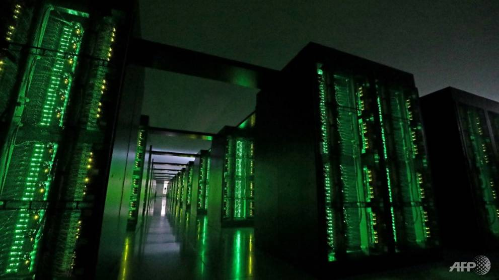 Need for speed: Japan supercomputer is world's fastest