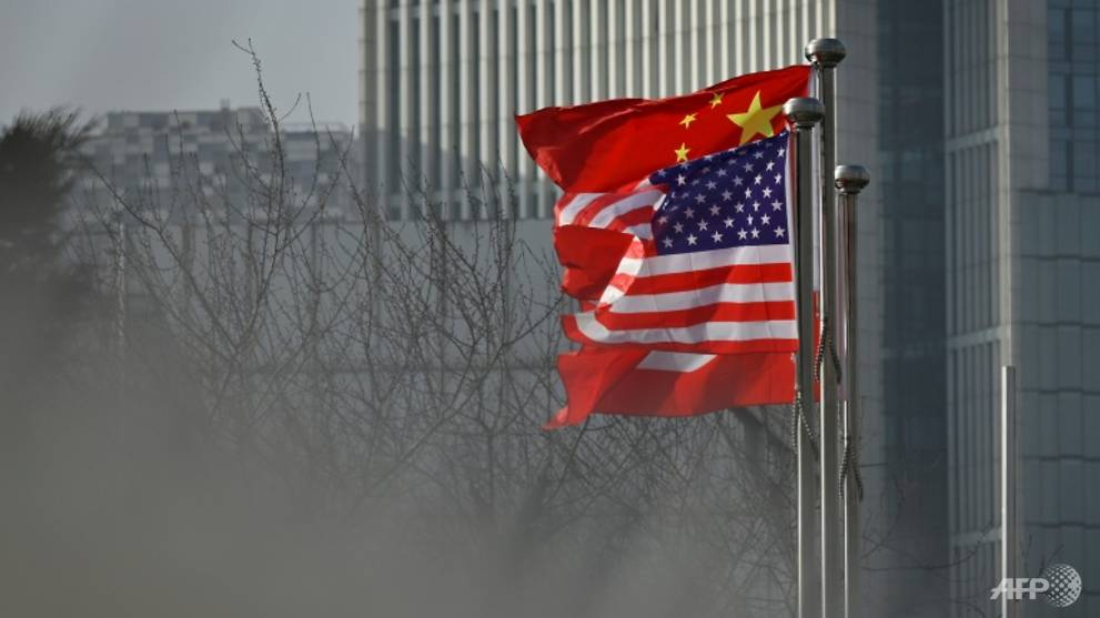 Photo of Trump says he is 'not interested' in trade talks with China | CNA