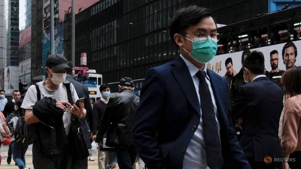 Hong Kong records sixth COVID-19 death