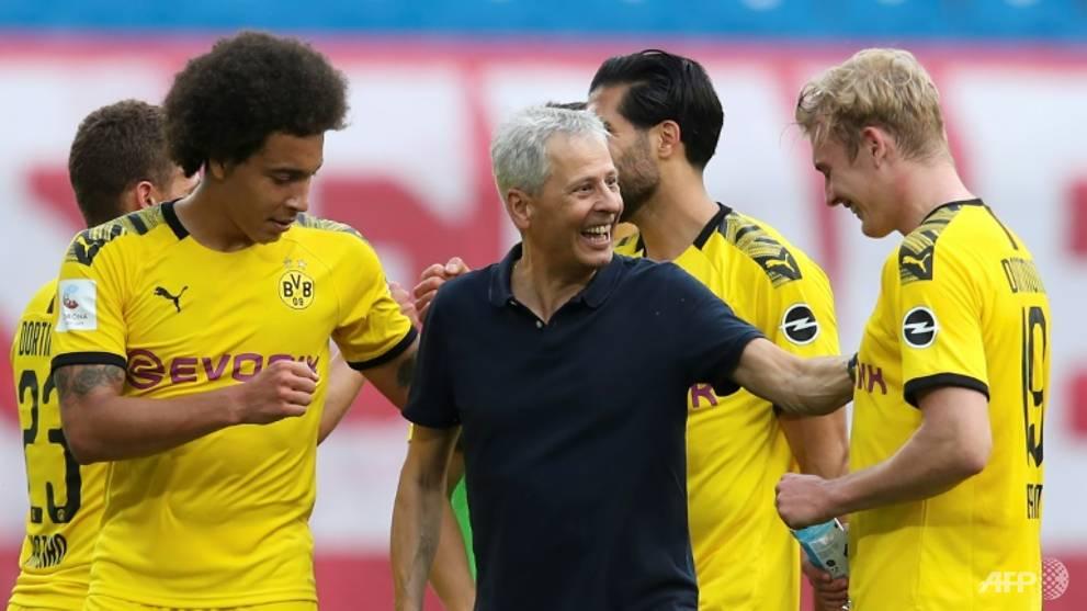 Football: Borussia Dortmund plan virtual tour of Asia in August