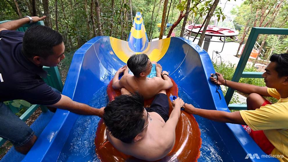 COVID-19: Malaysia to lift restrictions on theme parks from Jul 1