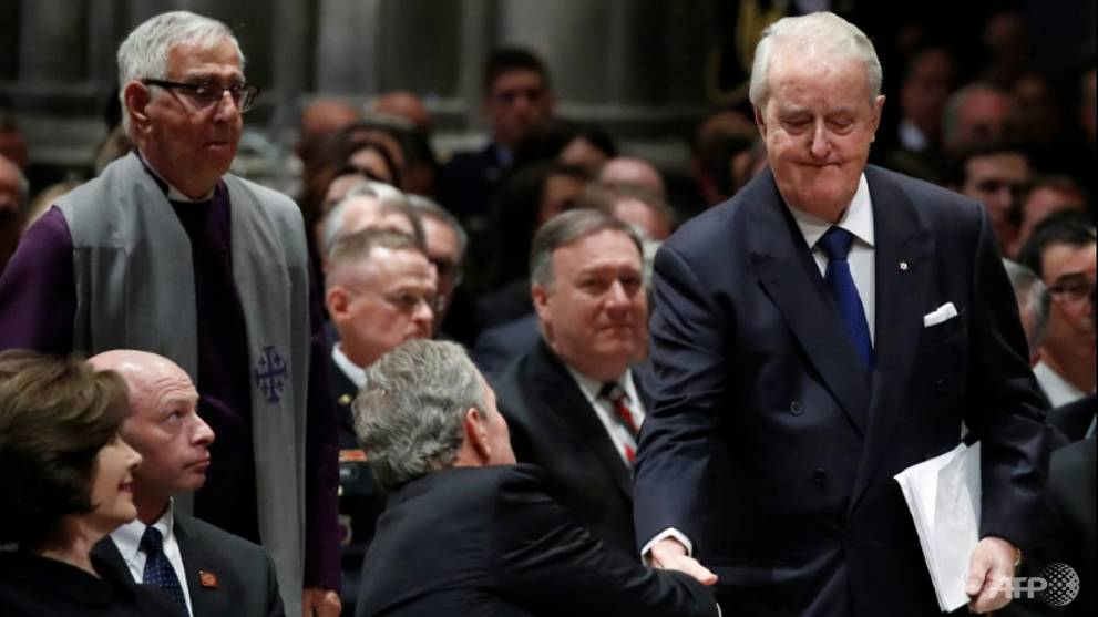 Former Canadian PM Mulroney calls for revised relations with China ...