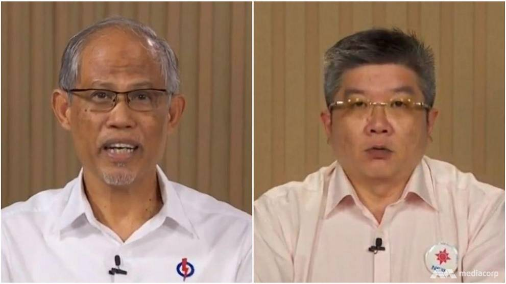 channelnewsasia.com - GE2020: In Tampines broadcast, PAP highlights help with jobs, sustainability agenda; NSP outlines 14 improvement plans
