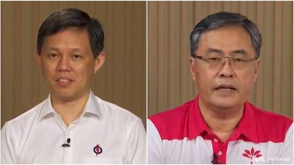 channelnewsasia.com - GE2020: In Tanjong Pagar broadcast, PAP sketches out a 'home with heart'; PSP calls for 'systemic reform