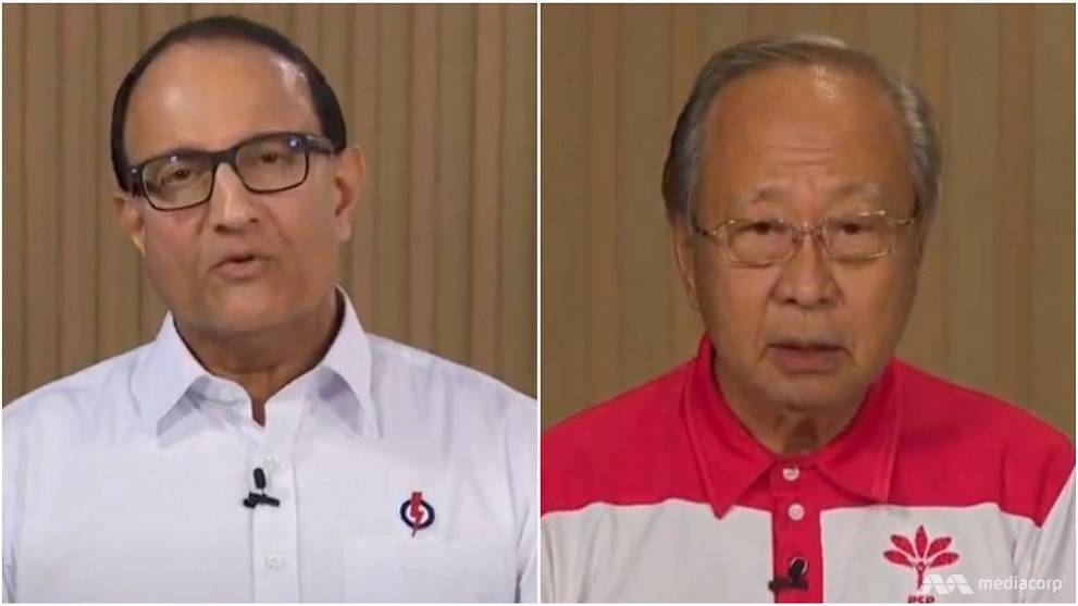 channelnewsasia.com - GE2020: In West Coast broadcast, PAP reiterates commitment to residents; PSP stresses need for 'ground-up' solutions