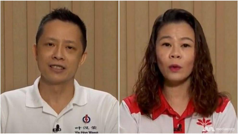 channelnewsasia.com - GE2020: In Yio Chu Kang broadcast, PAP focuses on elderly support; PSP calls for a 'compassionate government