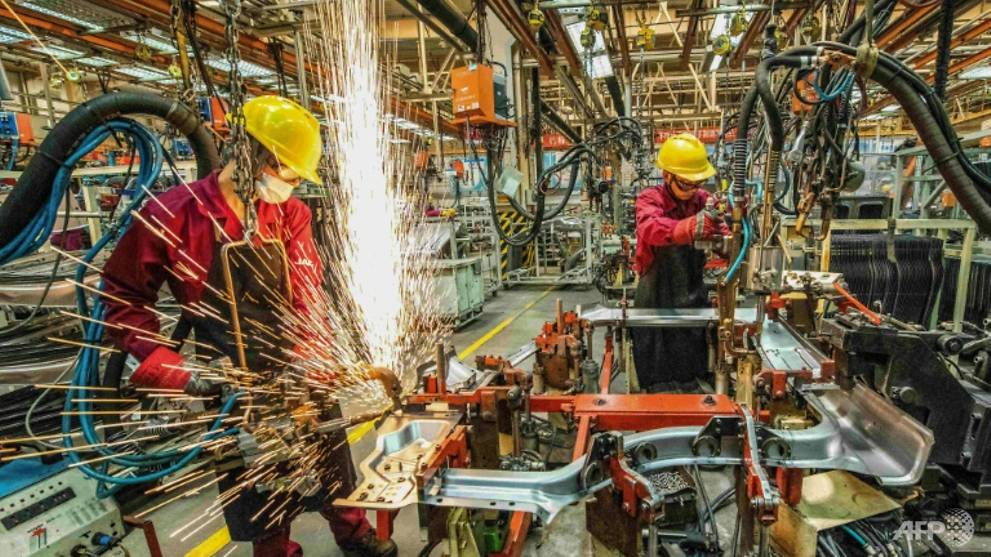 China economy rebounds in Q2 after COVID-19 hit: Poll - CNA