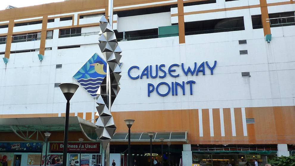Photo of Causeway Point, Jurong Point and Rivervale Mall added to list of places visited by COVID-19 cases while infectious | CNA