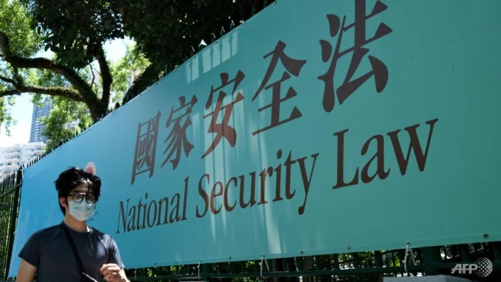 Beijing's top Hong Kong office slams US sanctions as 'gangster logic and bullying'