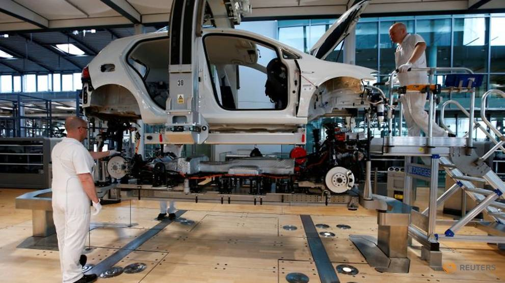 Commentary: German firms show overseas expansion can boost innovation