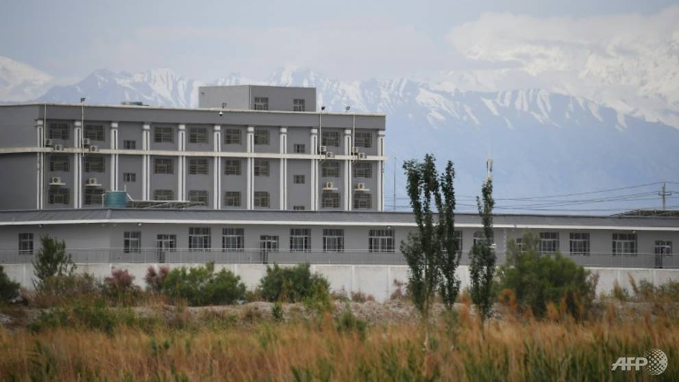 US slaps sanctions on Chinese paramilitary body in Xinjiang
