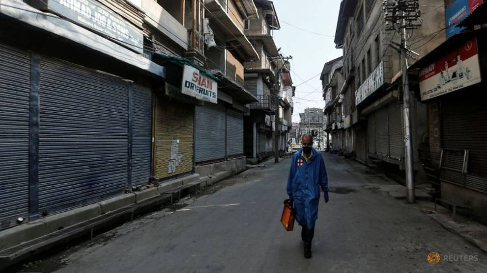 1 in 5 at Kashmir jail tests positive as India COVID-19 cases soar