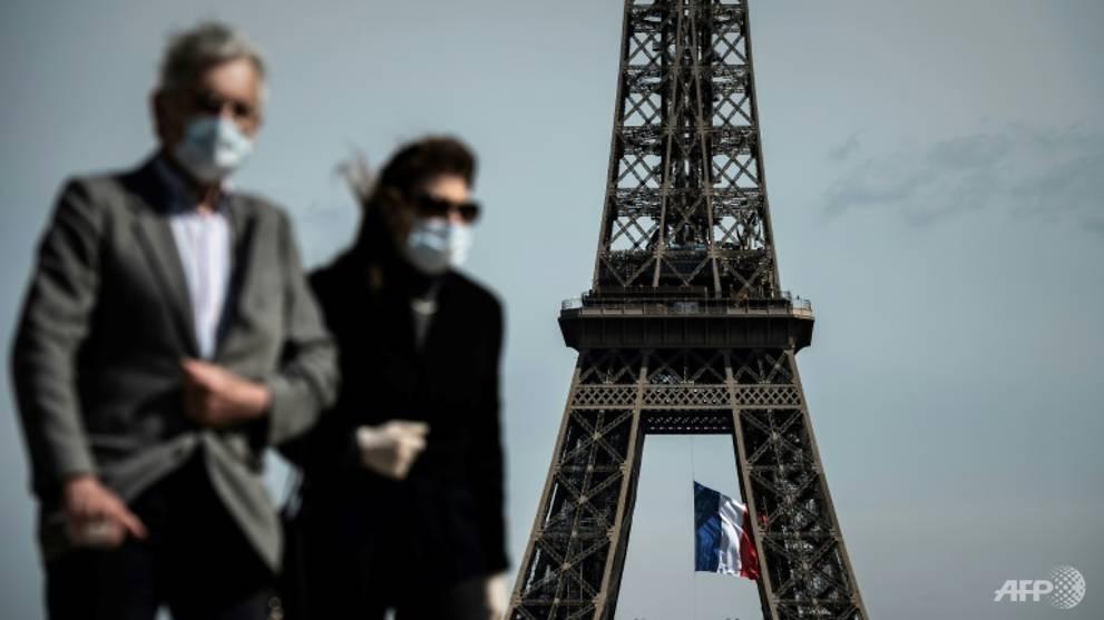 COVID-19: Face masks mandatory in Paris