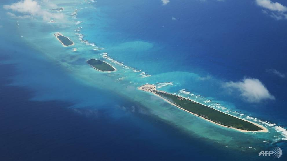Vietnam says China military drills could harm maritime code talks