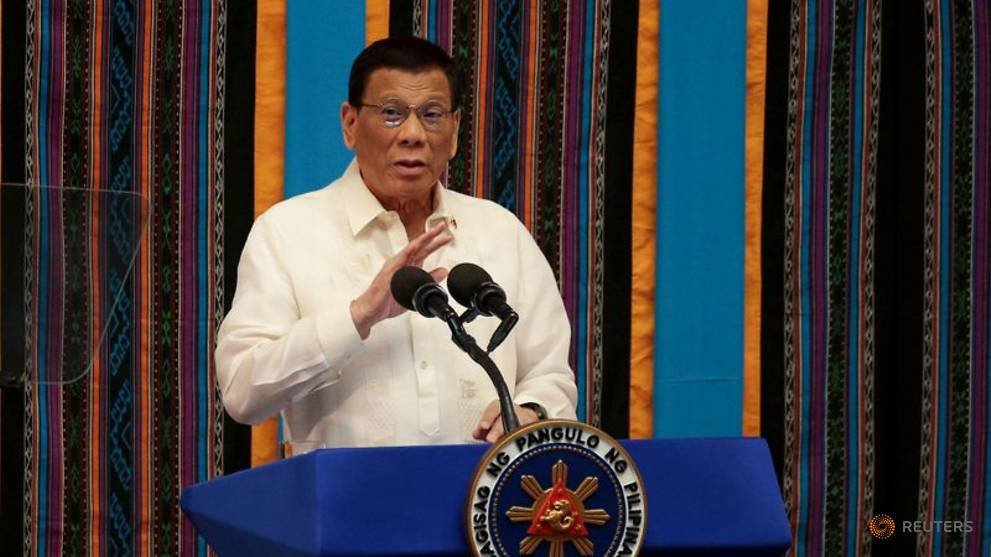 Image of article 'Philippines' Duterte signs US$3.4 billion COVID-19 pandemic stimulus package into law'