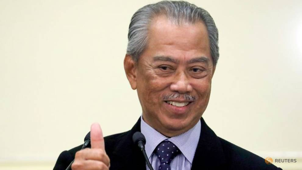Studies show Perikatan Nasional government's popularity, efficacy in COVID-19 situation: Malaysia's PM Muhyiddin