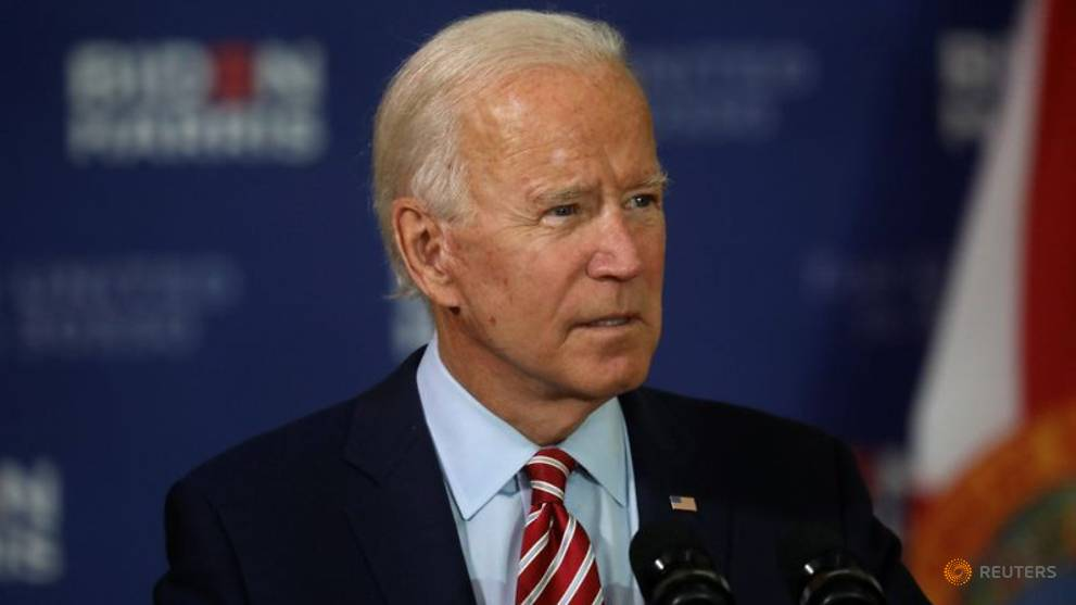 Commentary: The welcome lack of enthusiasm for Joe Biden