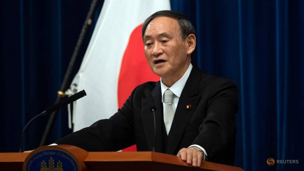 Japan PM Suga aims to get flagship digital agency running by autumn 2021: Nikkei