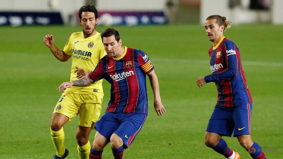 Football: Messi back in scoring business in dream start for Koeman