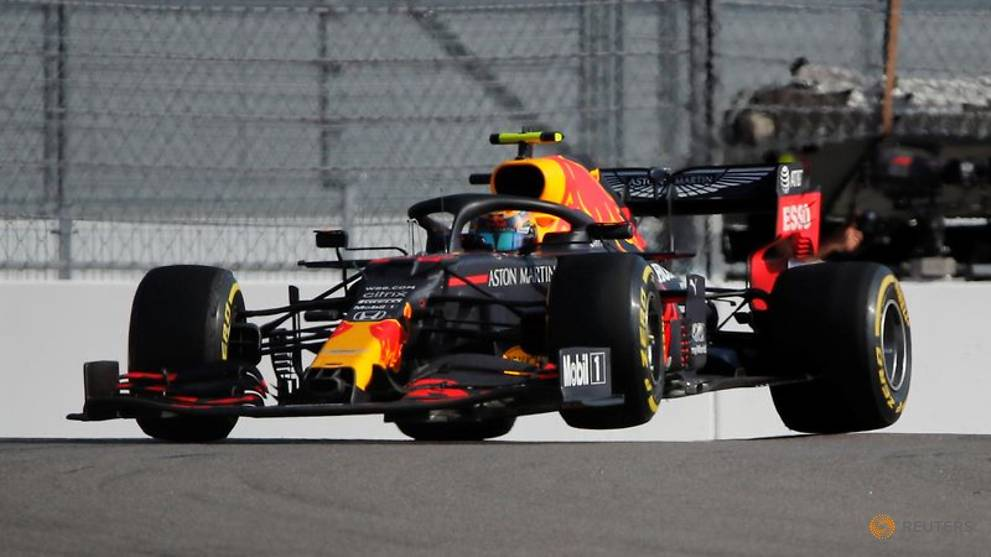 Red Bull Racing spent 237.3 million pounds in 2019